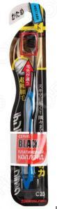 Щетка зубная жесткая DENTALPRO «Black Compact Head»