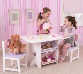Набор мебели детский KidKraft «Сердце»