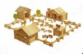 Конструктор деревянный Лесовичок «Солнечная ферма №5»