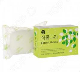 Мыло CJ Lion Botanical Nation с экстрактом японского кипариса