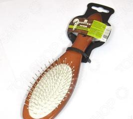 Расческа массажная деревянная Vortex 51005