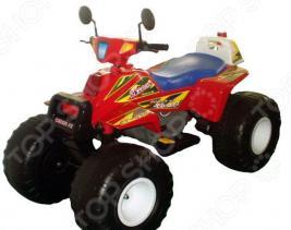 Квадроцикл детский электрический Пламенный Мотор «Биг Рейсер»