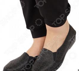 Туфли АЛМИ «Дорилея». Цвет: черный