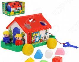 Игрушка развивающая POLESIE «Игровой дом»