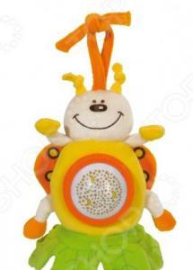 Мягкая игрушка со светозвуковыми эффектами Simba «Плюшевые насекомые». В ассортименте