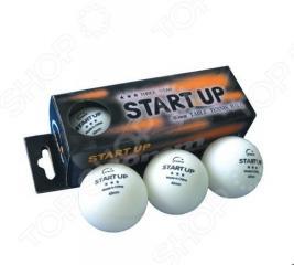 Мячи для настольного тенниса Start Up 2 Star BA-01