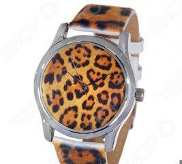 Часы наручные Mitya Veselkov «Леопардовый принт» ART