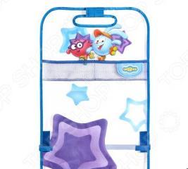 Защита для автомобильного кресла от детских ножек Autoprofi «Смешарики. Крош»