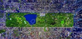 Пазл 3000 элементов Educa «Центральный парк, Нью-Йорк»