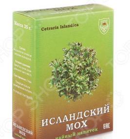 Чайный напиток Фитосила «Исландский мох»