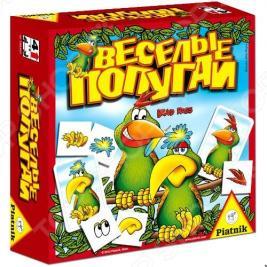 Игра настольная Piatnik «Веселые попугаи»