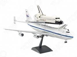 Сборная модель с шаттлом Revell Boeing 747 SCA & Space Shuttle