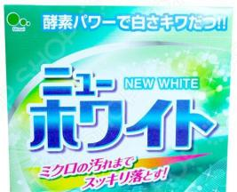 Стиральный порошок Mitsuei New White