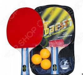 Набор для настольного тенниса DoBest BB01 2*