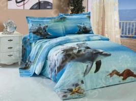Комплект постельного белья Softline 09459. Евро