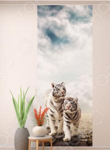 Фотообои ТамиТекс «Белые тигры»