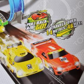 Игровой набор Bburago Трасса с 2-мя треками
