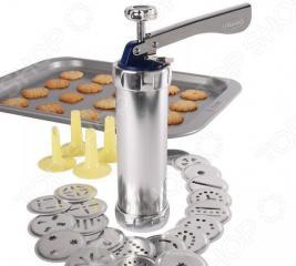 Кулинарный шприц-пресс для печенья