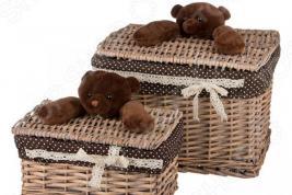 Набор корзин для игрушек Lefard 190-180