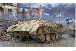 Сборная модель боевой машины техпомощи Revell Bergepanther (Sd.Kfz. 179)