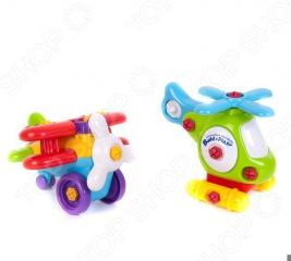 Игровой набор Keenway «Аэроплан и вертолет»