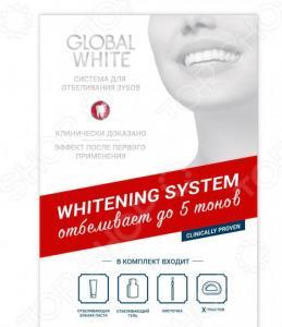 Система для домашнего отбеливания зубов «Голливудская улыбка»