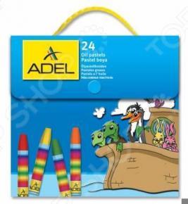 Мелки для рисования ADEL 428 1824 000