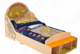 Кроватка детская KidKraft «Динозавр»