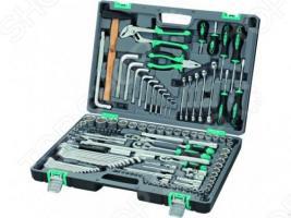 Набор инструментов STELS: 142 предмета в кейсе