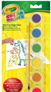 Набор красок Crayola Color Wonder