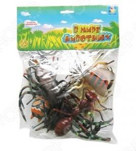 Набор насекомых 1 TOY Т50525