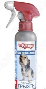 Спрей для коррекции поведения собак Mr.Bruno «Отучает грызть»
