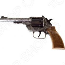 Пистолет Edison Giocattoli Dakota Metall Western