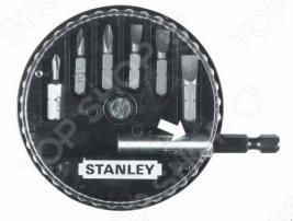 Набор вставок отверточных STANLEY 1-68-739