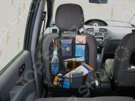 Органайзер на спинку переднего сиденья Comfort Address BAG-028