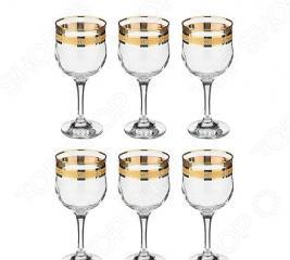 Набор фужеров для вина «Кристалл»