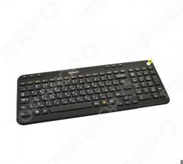Клавиатура Logitech K360 Wireless Black