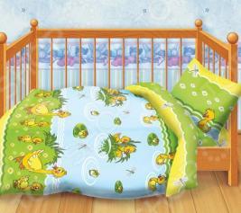 Детский комплект постельного белья Кошки-Мышки Ути