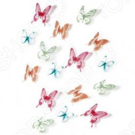 Декор для стен Umbra Chrysalis «Тропические бабочки»