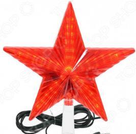 Верхушка ёлочная VEGAS «Звезда» 55086