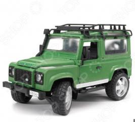 Машинка Bruder Land Rover Defender