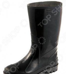 Сапоги резиновые рабочие Дюна 170 У (НТП). Цвет: черный