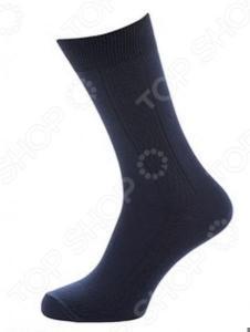 Носки мужские Burlesco C119. Цвет: синий