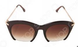 Очки солнцезащитные Mitya Veselkov LANBAO-1646-C2. Цвет оправы: коричневый