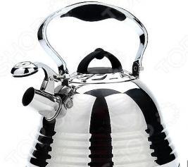 Чайник со свистком Mayer&Boch Wavy Mirror