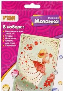 Набор для создания мозаики Color Puppy «Принцесса»
