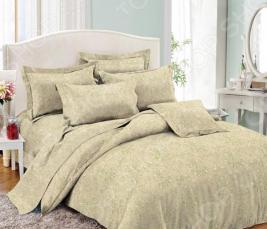 Комплект постельного белья Cleo 012-EP. 1,5-спальный
