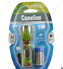 Фонарик Camelion C-5107ML