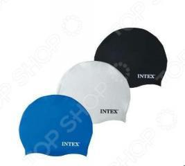 Шапочка для плавания детская Intex с55991. В ассортименте