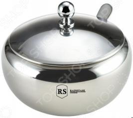 Сахарница с ложкой Rainstahl RS-8421